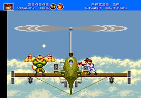 Gunstar Heroes sega mega drive megadrive genesis treasure gba gameboy advance sega saturn ps2 playstation 2 xbox 360 ps3 windows pc xbox one ps4 retrogaming rgg retrogamegeeks.co.uk games gaming gamers retrogamegeeks 90s ios steam 3ds nintendo