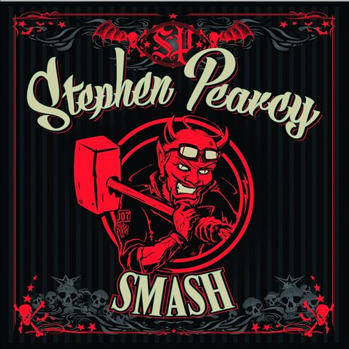 STEPHEN PEARCY - SMASH 2017