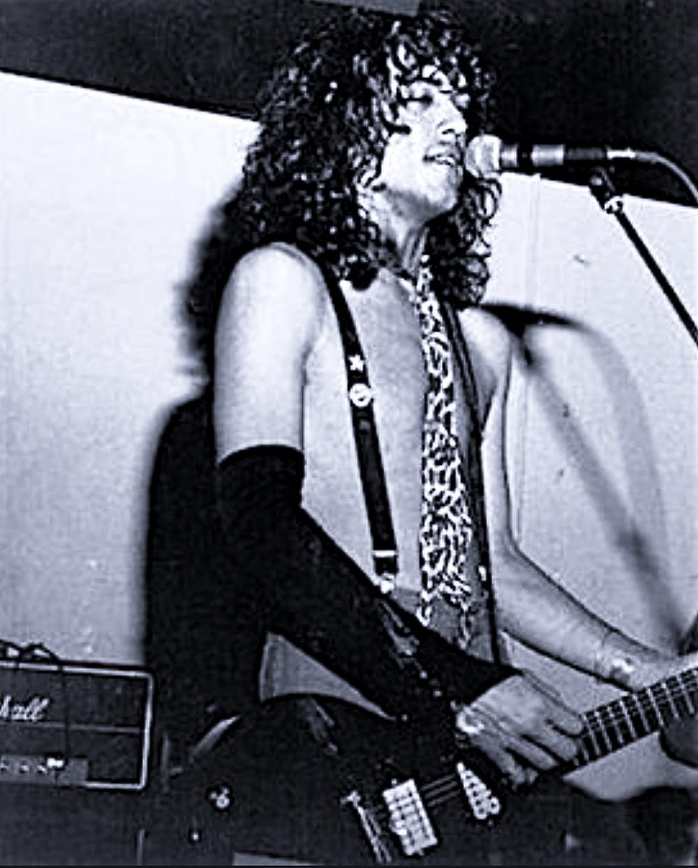 STEPHEN PEARCY in Mickey RATT, circa 1978 San Diego