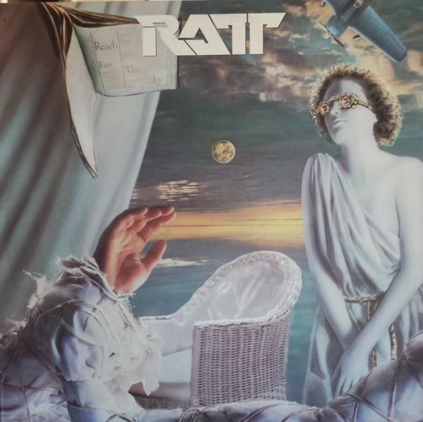RATT REACH FOR THE SKY 1988