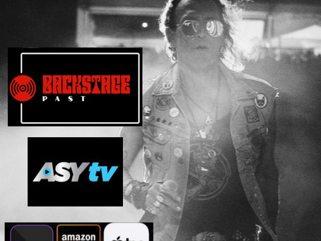 "NEW INTERVIEW 1/24/21: STEPHEN PEARCY TALKS DARYL HALL, ROB HALFORD, & HIS ""BACKSTAGE PAST"""