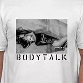 """""""Body Talk"""" T-shirt"""