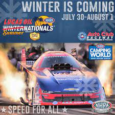 NHRA WINTERNATIONALS ARE HERE! SEE YOU IN POMONA THIS WEEKEND