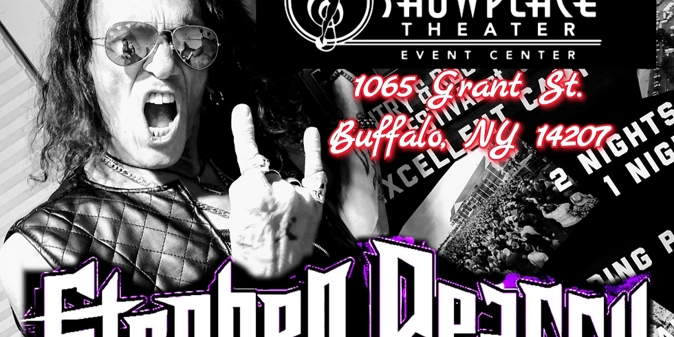 STEPHEN PEARCY   SHOWPLACE THEATER