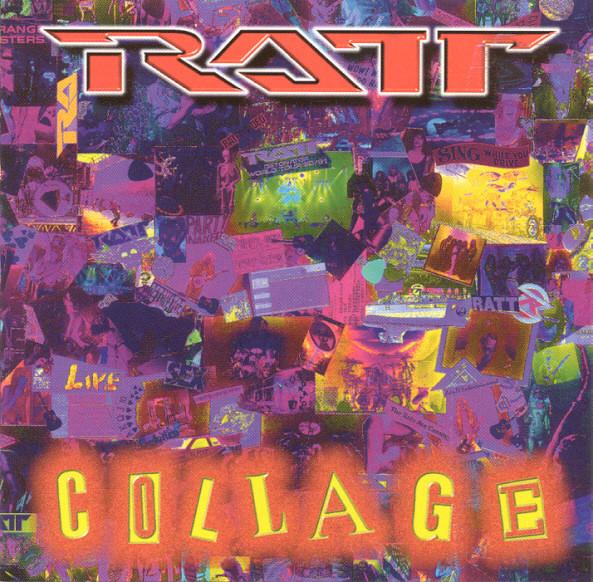 RATT - COLLAGE 1997