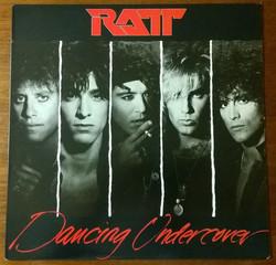 RATT DANCING UNDERCOVER 1988
