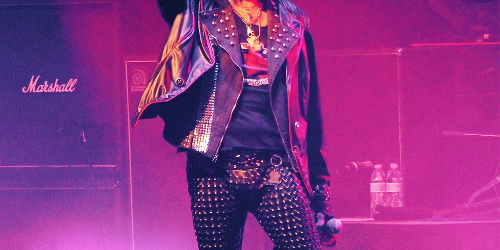 STEPHEN PEARCY PRIVATE SHOW