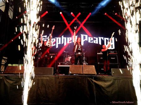 STEPHEN PEARCY ROCKS TEXAS!!