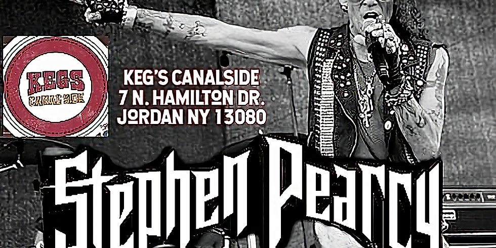 STEPHEN PEARCY | KEG'S CANALSIDE