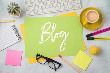 Blog d'entreprise et Marketing Digital