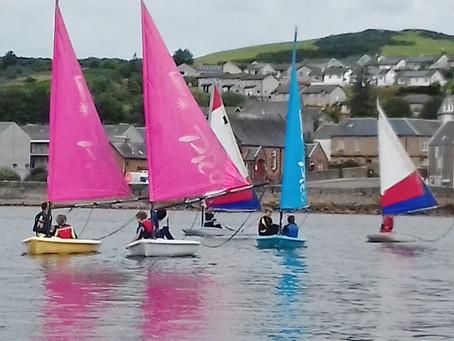 Summer Sailing Lessons