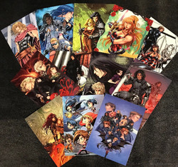 Character Cards