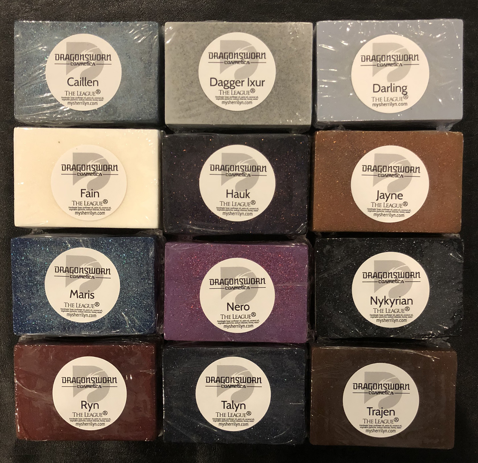 Dark-Hunter Soaps