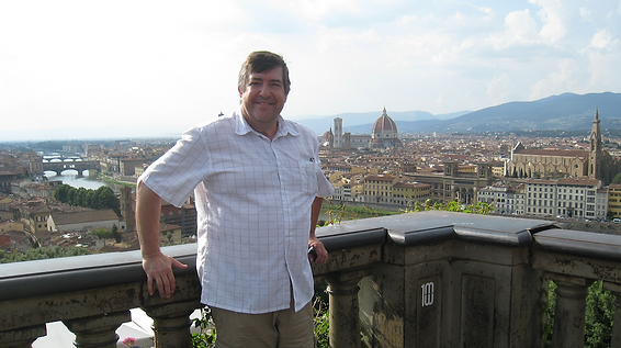 Mike in Florence, Italy.png