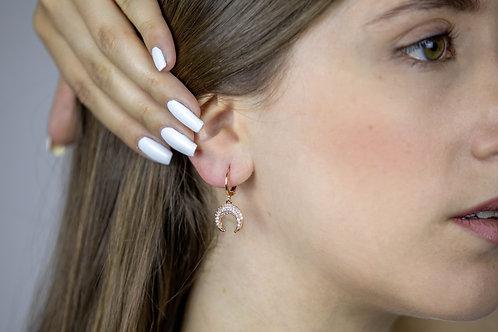 Moon Light Earrings