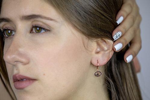 Eye Light Earrings