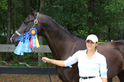 Honorbound and Samantha High Point