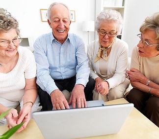 bigstockphoto_A_Group_Of_Senior_People_U
