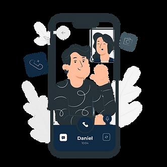 Video call-pana.png