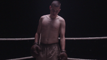 Editing opdracht 'BOXING'   2021
