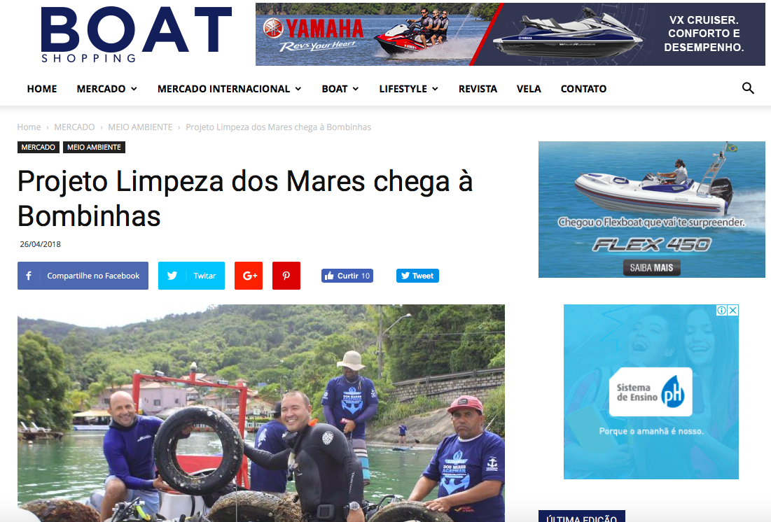 Revista Boat Shopping
