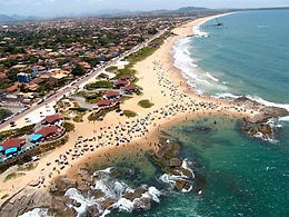 Praia do Remanso Costa Azul Rio das Ostras