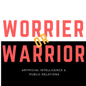 """Kahmile Reid gives her insights around a question to PR and Comms professionals: Are you going to be a """"worrier"""" or a """"warrior""""?"""