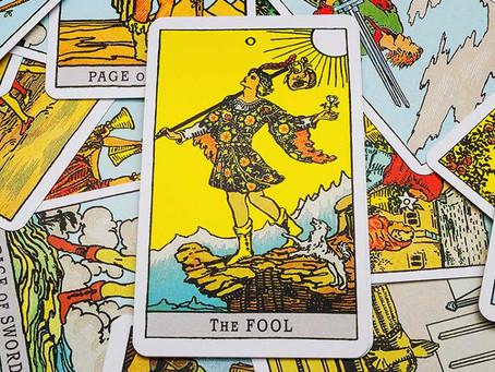 O Louco : Carta do Tarot