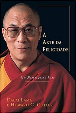 Livros-  A Arte da Felicidade ( Dalai L