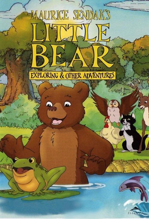 O pequeno urso