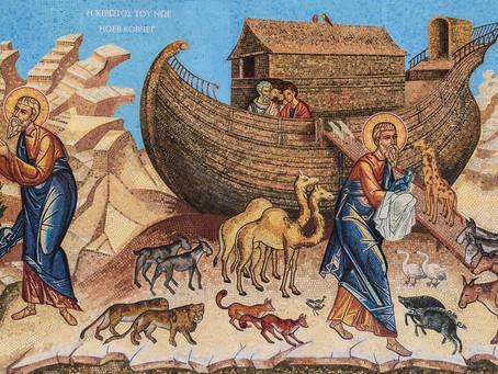 O Mito da Arca de Noé: Uma Interpretação e Apresentação de Chaves Importantes