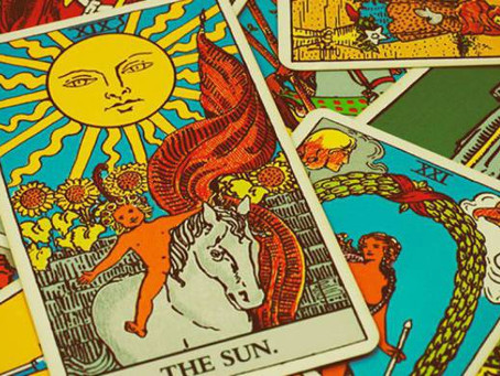O Sol : Carta XVllll do Tarot