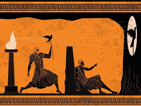 O Mito da Caverna de Platão e a Natureza da Realidade que lhe é Vendida