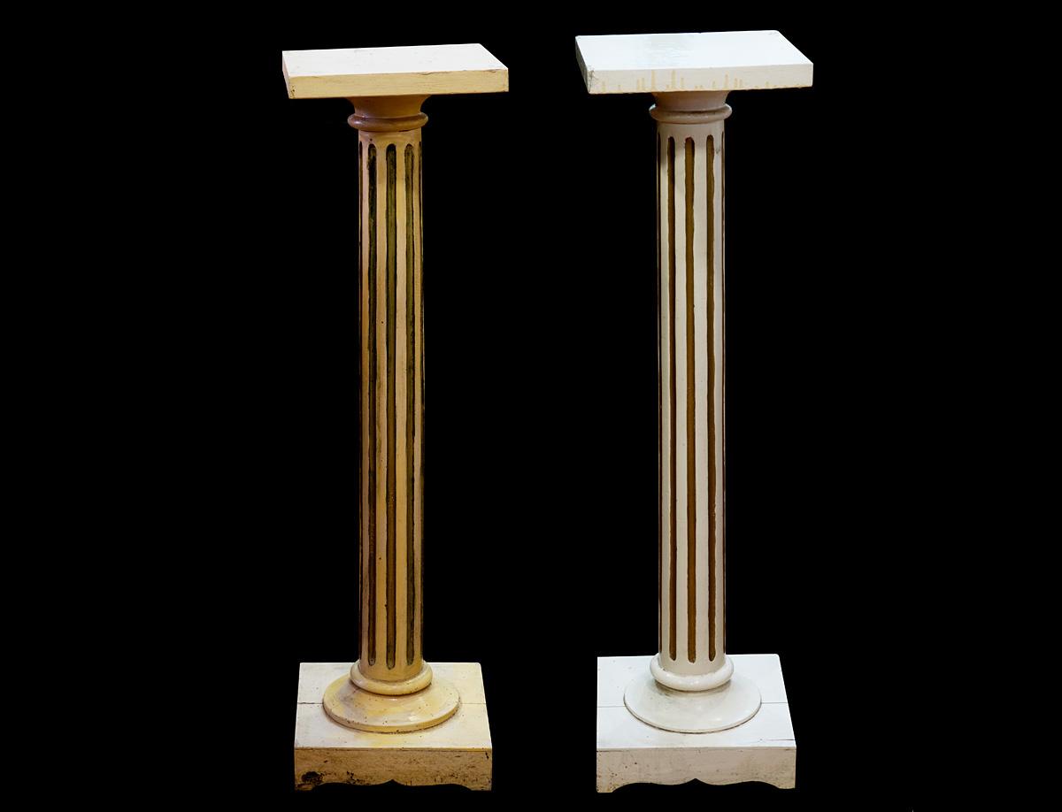 duas colunas