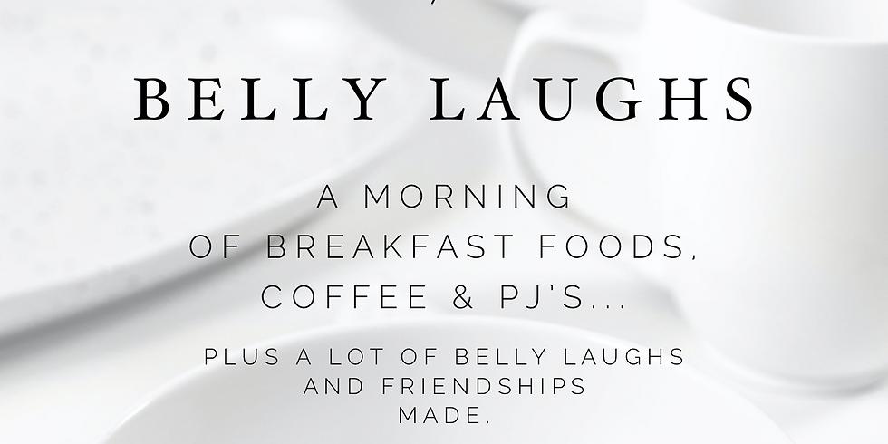 Breakfast & Belly Laughs (Women's Ministries)