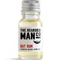 The Bearded Man Beard Oil- Bay Rum