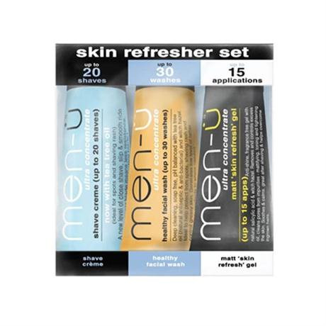 Men u Skin Refresher Set