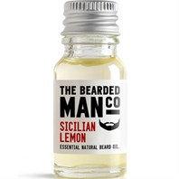 The Bearded Man Beard Oil- Sicilian Lemon