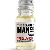 The Bearded Man Beard Oil- Sandal Wood