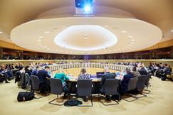 Centralrådet deltog i EU-kommissionens 5th Working Group Against Antisemitism