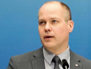 Möte med justitie- och inrikesminister Morgan Johansson