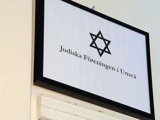 Judiska föreningen i Umeå lägger ner efter hot