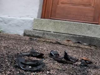 Gravkapellet i Malmö utsatt för försök till mordbrand