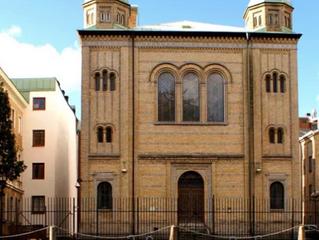 NMR får inte demonstrera nära synagogan