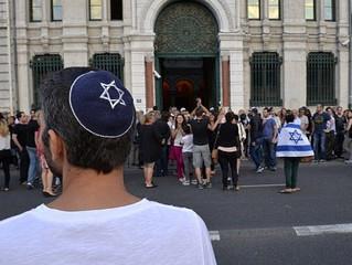 Judiska Centralrådet välkomnar EU:s deklaration mot antisemitism