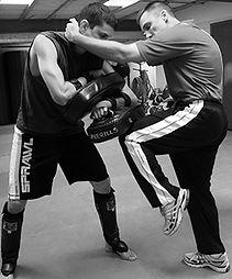Averill_s_Muay_thai_Coach Paul Knee BW.j
