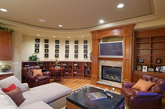 Grand Living Space