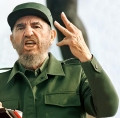 Fidel Castro back on stage