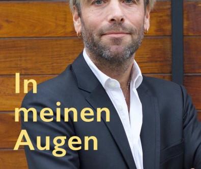 """Buchvernissagen """"In meinen Augen"""" am 30. Oktober und 3. November"""