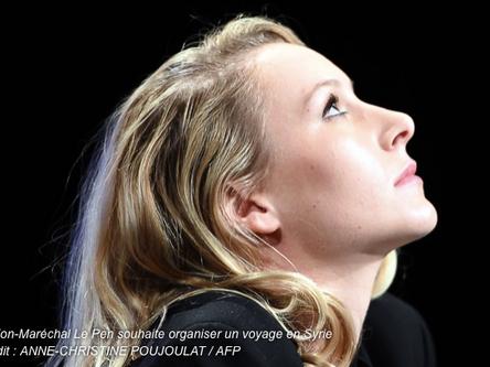 Prédiction pour la France et Marion Le Pen